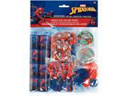 Spiderman Webbed Wonder Mega Mix Favor Pack (For 8 Guests) 9SIA0BS6XH6214