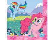 My Little Pony Friendship Beverage Napkins (16 Pack) - Party Supplies 9SIA0BS0PC3991