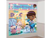 Doc McStuffins Wall Decorating Kit (Each) - Party Supplies 9SIABHU5AM4115