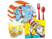 Dr. Seuss Standard Tableware Kit (Serves 8)