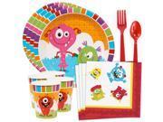 Monsters Standard Tableware Kit (Serves 8) 9SIA0BS6YC9121