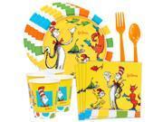 Dr. Seuss Favorites Standard Tableware Kit (Serves 8)