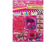 Barbie Sparkle Value Favor Pack (48 Pieces) - Party Supplies 9SIA0BS36R4646
