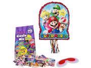 Super Mario Pinata Pinata Kit 9SIA0BS71R8791