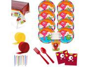 Monsters Deluxe Tableware Kit (Serves 8) 9SIA0BS7315269
