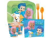 Bubble Guppies Standard Kit (Serves 8) - Party Supplies 9SIA0BS2YX9439