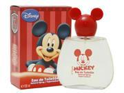 Mickey Mouse Cologne - EDT Spray 3.4 oz / 100 mL  for Men