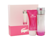 Lacoste Touch of Pink 2 Piece Set