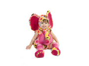 Infant Colorful Elephant Costume
