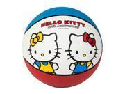 "Hello Kitty 40th Anniversary Basketball 27.5"""