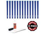 Iomic Sticky 1.8 Blue - 13 pc Grip Kit (with tape, solvent, vise clamp) 9SIAD245CX0801