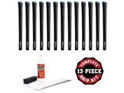 Iomic Sticky Evolution 1.8 Black - 13 pc Grip Kit (with tape, solvent, vise clamp) 9SIV16A6777052