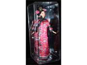 Doll Large Crystal Clear Display Case (15.5 inch tall) with Clear Base 9SIA0CY0KZ8430