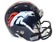 Peyton Manning signed Denver Broncos Full Size Revolution Helmet (Manning mask)- Steiner Hologram 9SIA0CY18A1823