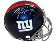 Athlon CTBL-E12608 Eli Manning Signed New York Giants Full Size Replica Helmet - Steiner Hologram 9SIA0CY35W7871
