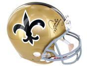 Archie Manning signed New Orleans Saints Full Size Proline TB Helmet- Steiner Hologram 9SIA0CY1P56072