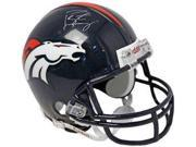 Peyton Manning signed Denver Broncos Full Size Riddell Proline Authentic Helmet- Fanatics Hologram