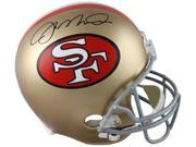 Joe Montana signed San Francisco 49ers Full Size Replica TB Helmet- Montana/Tri-Star Holograms 9SIA0CY2YP2930