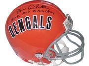 Ken Anderson signed Cincinnati Bengals Replica TB Mini Helmet dual stat 81 NFL MVP & 81 NFL OPOY 9SIA0CY2AH2826