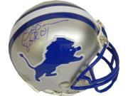 Billy Sims signed Detoit Lions Replica TB Mini Helmet 80 ROY 9SIA0CY2E64312