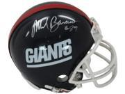 Mark Bavaro signed New York Giants Replica TB Mini Helmet- Steiner Hologram 9SIA0CY2E64416