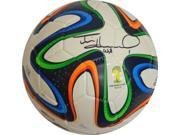 Tim Howard signed Adidas Brazuca  2014 Brazil FIFA World Cup Logo Soccer Ball USA (Official size 5)- JSA Hologram 9SIA0CY34J6169