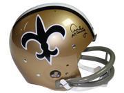 Archie Manning signed New Orleans Saints Riddell TK Full Size 2-bar TB Helmet- Steiner Hologram 9SIA0CY35W7872