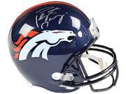 Athlon CTBL-018157 Peyton Manning Signed Denver Broncos Full Size Replica Helmet - Steiner & Fanatics Holograms 9SIA0CY43Y1681