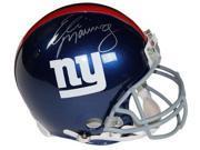 Eli Manning signed New York Giants Full Size Proline Helmet- Steiner Hologram 9SIA0CY44D6918