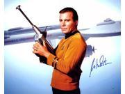 William Shatner signed Star Trek 16x20 Photo w/ Gun- Steiner Hologram (Captain Kirk) (movie/tv/entertainment) 9SIA0CY48F2740