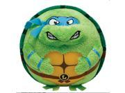 Teenage Mutant Ninja Turtles Beanie Ballz Leonardo Blue Mask Plush 9SIA4Y94M57324
