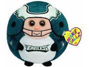 Ty Beanie Ballz Philadelphia Eagles - NFL Ballz