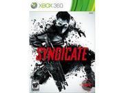 Electronic Arts 19231 Syndicate x360