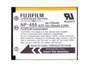 Fujifilm NP-45A Li-Ion Battery (Retail Packaging)