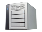 Promise Technology Pegasus R Series PR402US 4-bay with 4x 2TB SATA HDD High Performance Hardware RAID Solutions