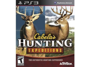 Activision Blizzard Inc 76940 Cabela's hunting expedition