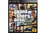 Take-Two Grand Theft Auto V - Action/Adventure Game - Blu-ray Disc - PlayStation 3