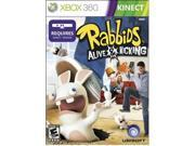 Rabbids Alive & Kicking X360