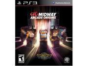 Midway Arcade Origins PS3