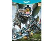 Monster Hunter 3 Ultimate WiiU Brand: Capcom ESRB Rating: T - Teen Genre: RPG Platform: Nintendo Wii U
