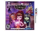 Monster High: 13 Wishes for Nintendo 3DS