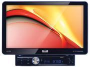 "Sountstorm 10.1"" Single Din DVD/CD Receiver Touchscreen Remote"