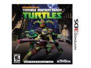 Teen Mutant Ninja Turtles 3DS