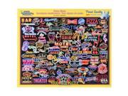 """Jigsaw Puzzle 1000 Pieces 24""""X30""""-Neon Signs"""
