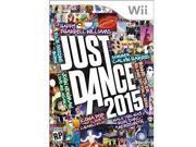 Just Dance 2015  Wii ESRB Rating: E for Everyone 10  Genre: Music / Rhythm Brand: Ubisoft Platform: Nintendo Wii