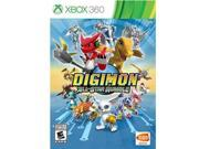 Namco Digimon All-Star Rumble - Action/Adventure Game - Xbox 360
