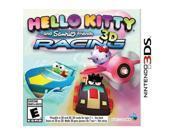 Hello Kitty Sanrio Friends 3D