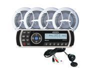 Jensen Cpm200 Am/Fm/Usb Waterproof Bluetooth Stereo