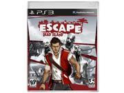 Square Enix Escape Dead Island - Action/Adventure Game - PlayStation 3