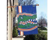 "Party Animal Florida Gators Bold Logo Banner - United States - Florida - 36"" x 24"" - Lightweight, Dye Sublimated - Polyester"